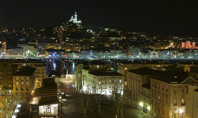 Nuit sur Marseille