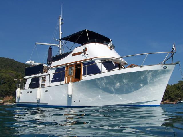 O mon bateau