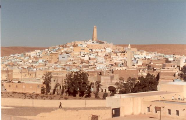 Oasis du Sahara