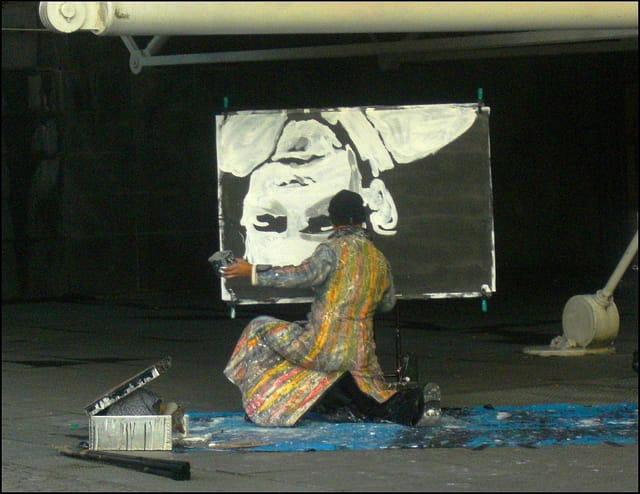 Obama inspire les artistes