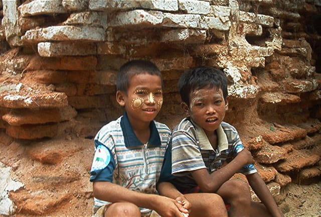 Objectif Birmanie et Inde