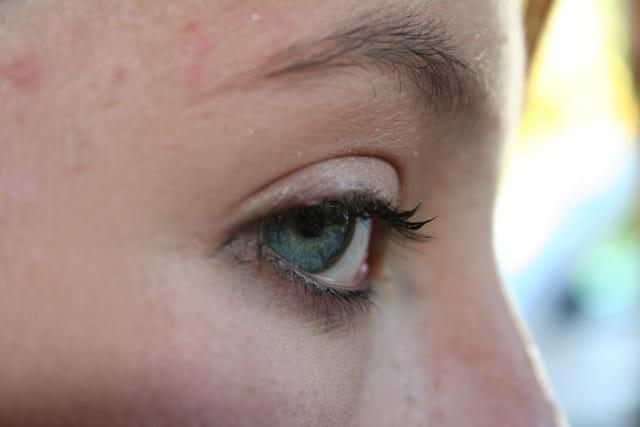 Oeil perçant