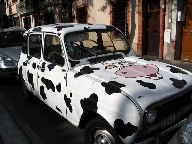 Oh, la vache !