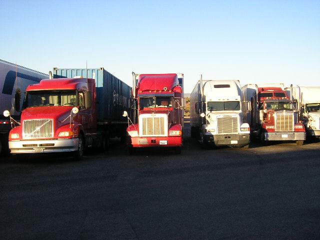 Oh les beaux camions