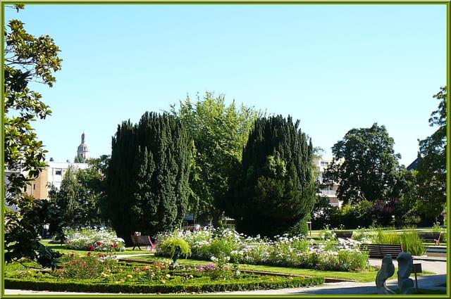 Ombre et lumière au jardin botanique - 7 par Jacqueline ...