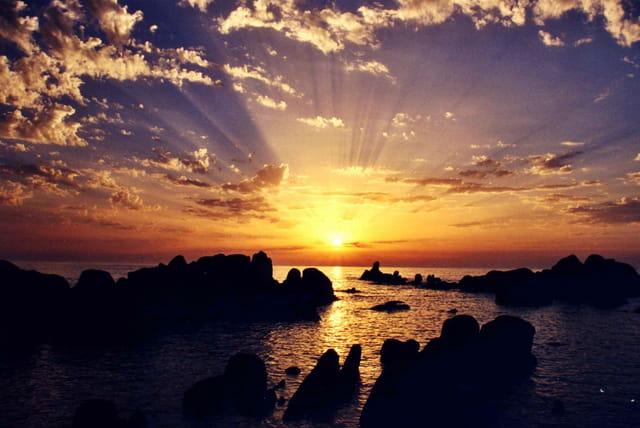 Ombre et lumière de Corse