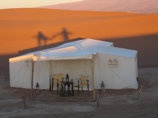 Ombre marocaine