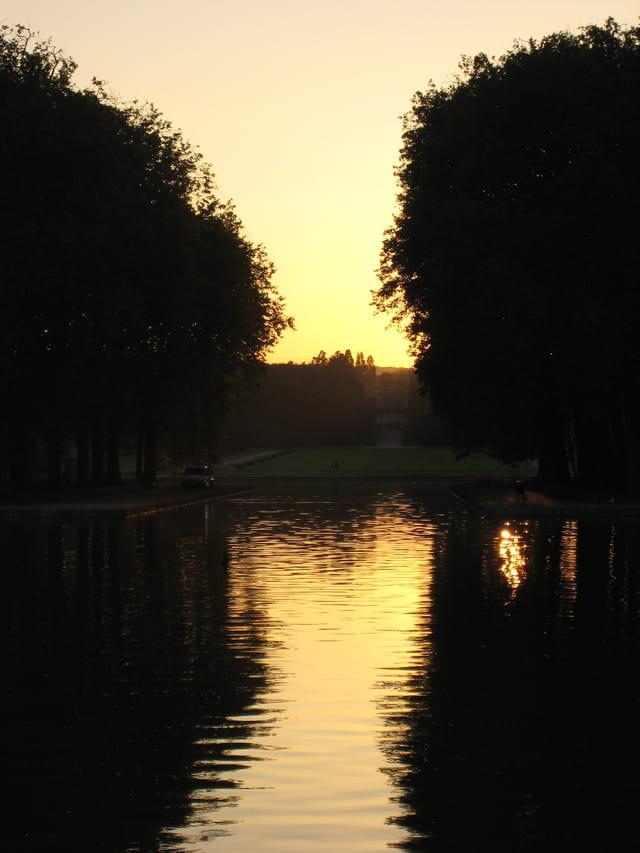 Ombres et lumières au Parc de Sceaux