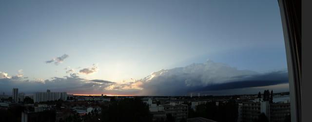 Orage sur Bordeaux 4