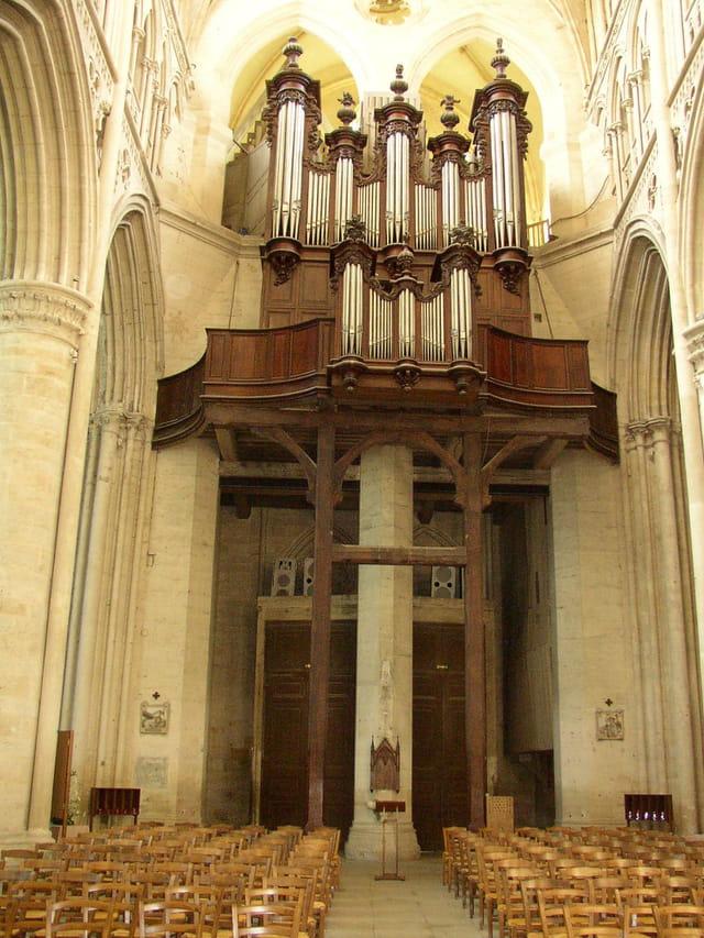 Orgues de la cathédrale