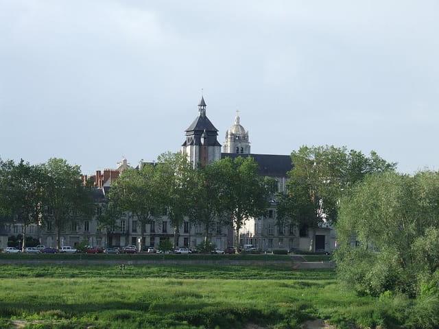 Orléans Barentin - Carmes