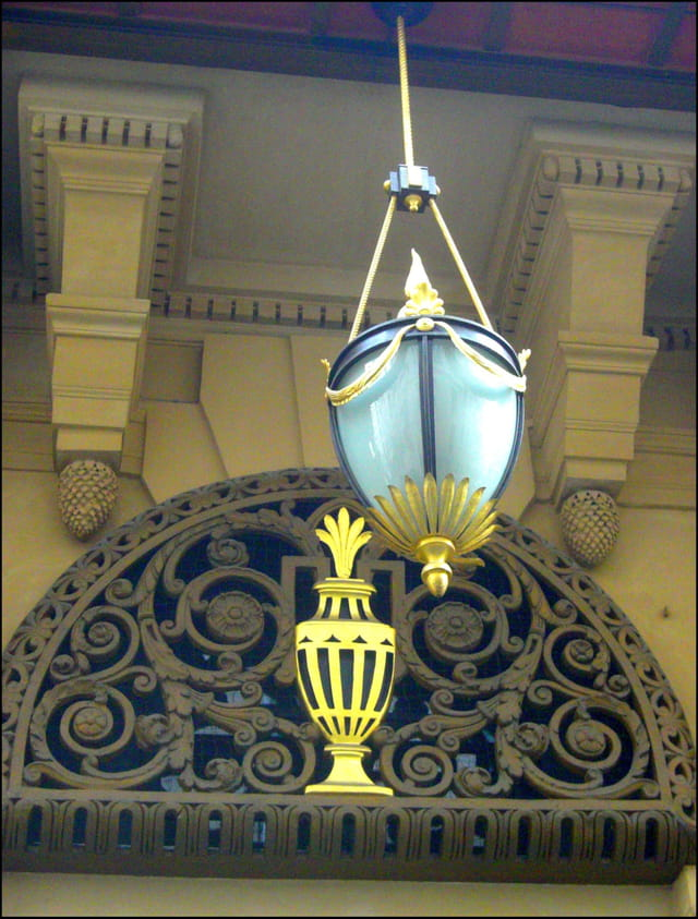 Ornementation du Théâtre du Palais-Royal