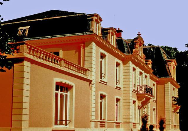 Orsay faculté, château sud ouest