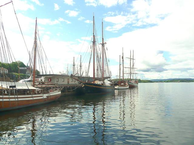 Oslo en Norvège