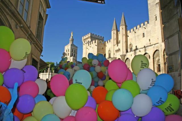 Ouverture Féstival d'Avignon