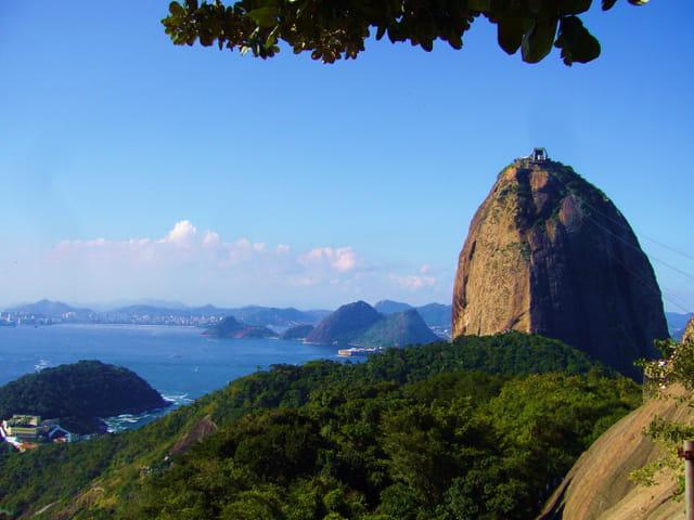 Pain de sucre Rio de Janeiro