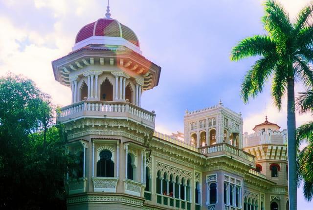 Palacio del Valle, angle.