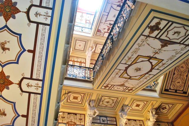 Palais de l'imperatrice d'Autriche à Corfou