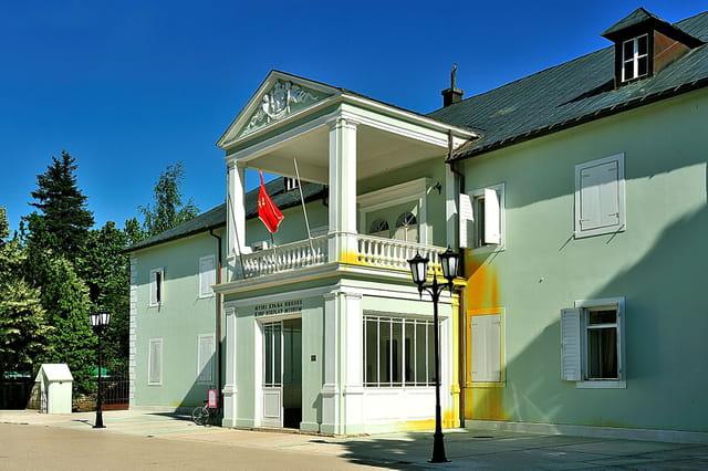 Palais de Nicolas Ier Petrovic-Njegos
