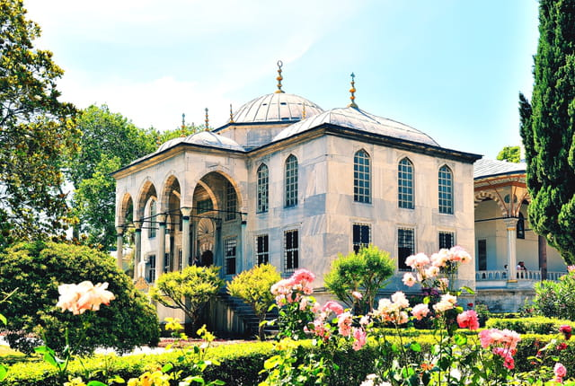 Palais de Topkapi, bibliothèque d'Ahmet III.