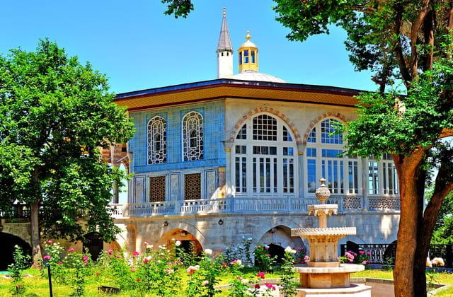 Palais de Topkapi, Pavillon de Bagdad.