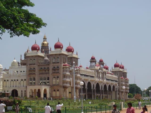 Palais du maharadja