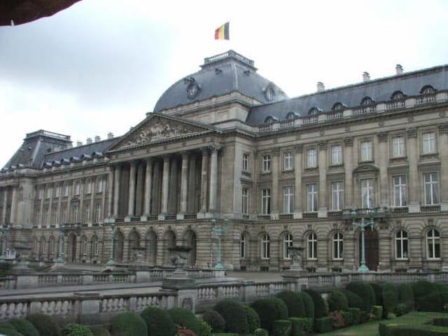 Palais du roi et de la reine