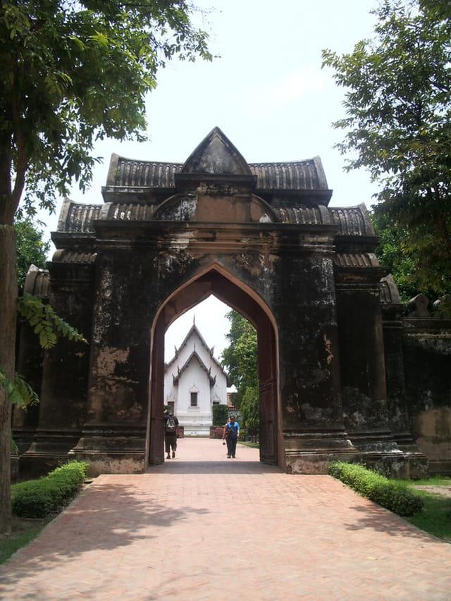 Palais du roi Narai