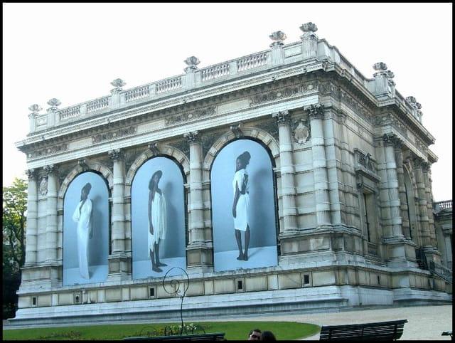 Palais galliera, musée de la mode