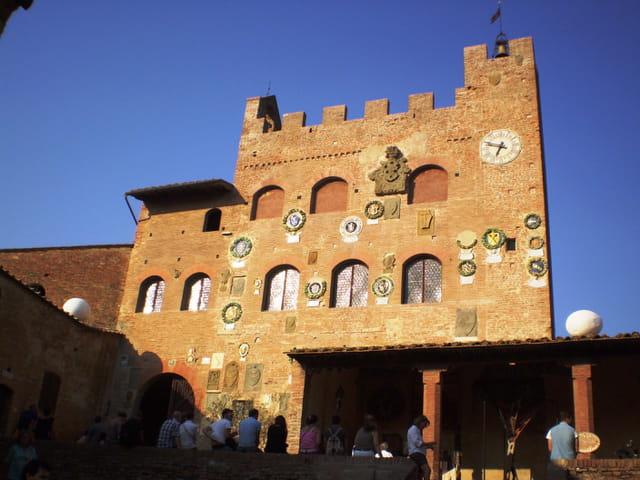 Palazzo pretorio à Certaldo