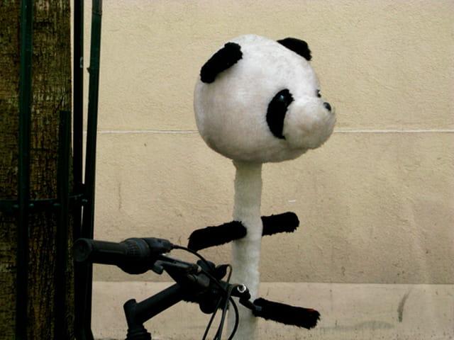Panda guidon