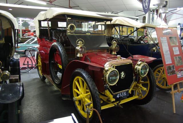 Panhard Levassor Type E