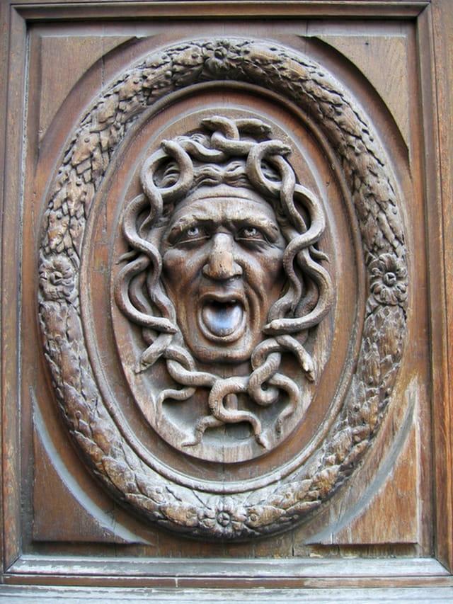 Panneau d'une porte