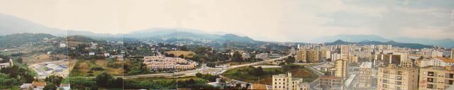 Panorama ajaccien