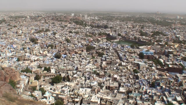 panorama de jodhpur