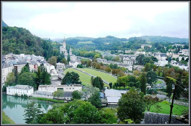 Panorama depuis le château-fort - 2