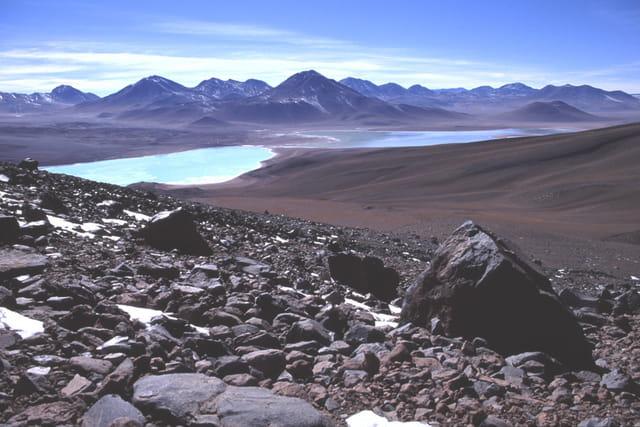Panorama du licancabur