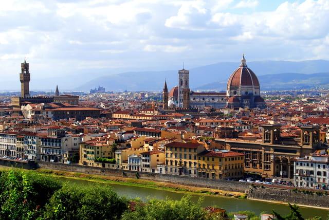 Panorama florentin