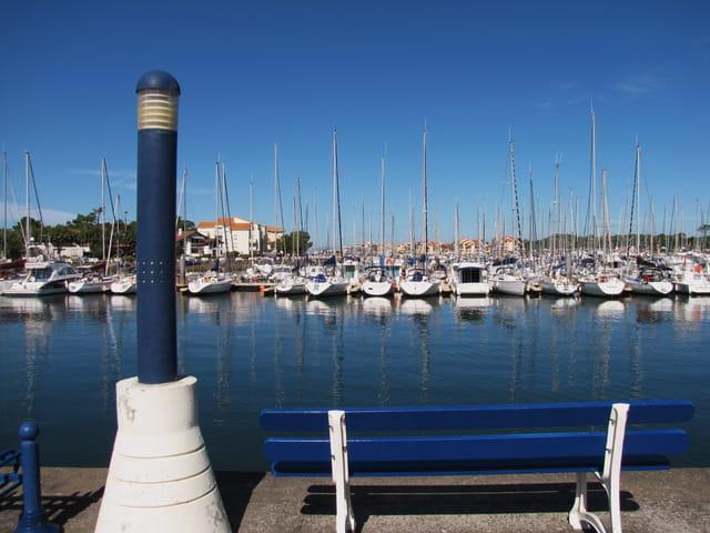 Panorama maritime.