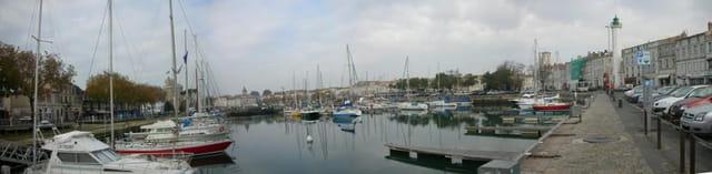 Panorama port