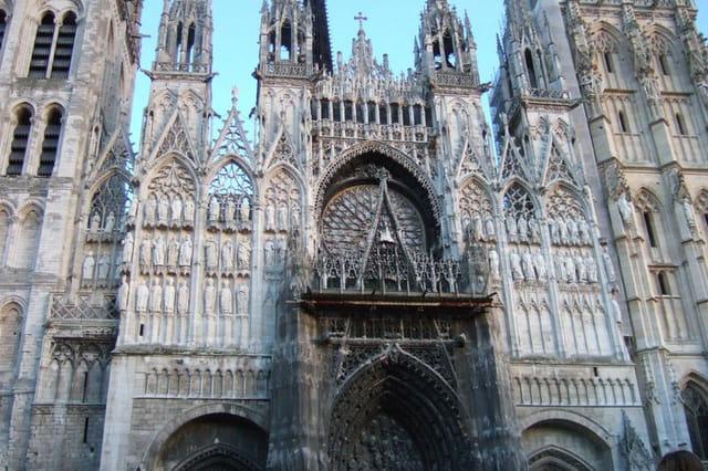 Panoramique de la cathédrale