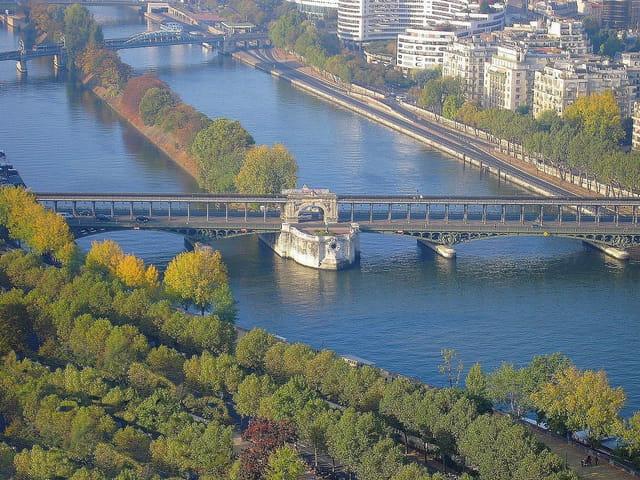 Panoramique de Paris