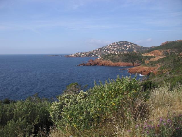 Panoramique des calanques