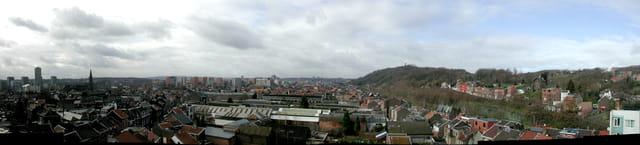 Panoramique Liège