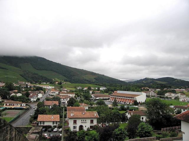 Panoramique -St.Pied de Port