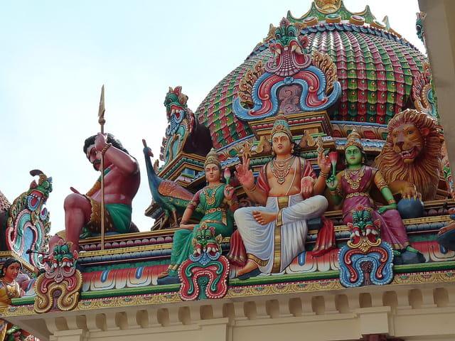 Panthéon indien 2