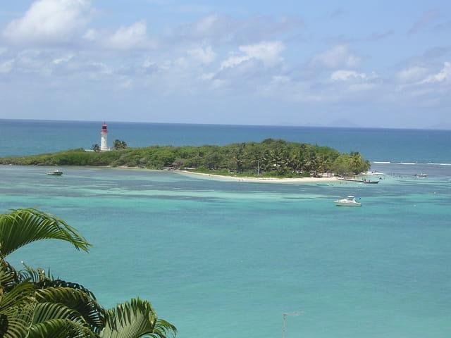 Paradisiaque îlet gosier