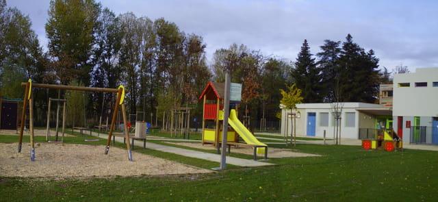 Parc du bosquet (crest)