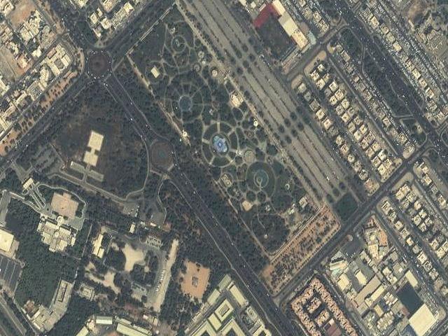 Parc Khalifa / Abu Dhabi