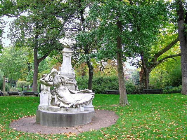 Parc Monceau-Paris